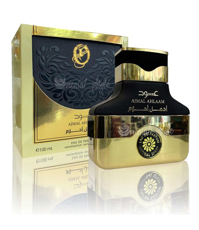 Ard Al Zaafaran Perfumes  Oud Ajmal Ahlaam Eau de Parfum 100ml Ard Al Zaafaran