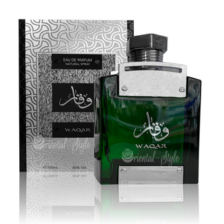Ard Al Zaafaran Perfumes  Waqar Eau de Parfum 100ml Ard Al Zaafaran Perfume Spray