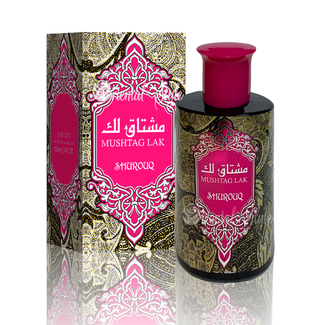 Swiss Arabian Mushtag Lak Eau de Parfum 100ml Shurouq Perfume Spray