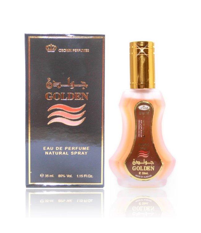 Al Rehab  Golden Eau de Parfum 30ml by Al Rehab Vaporisateur/Spray