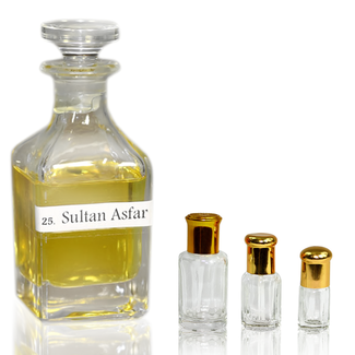 Swiss Arabian Perfume oil Sultan Asfar by Swiss Arabian