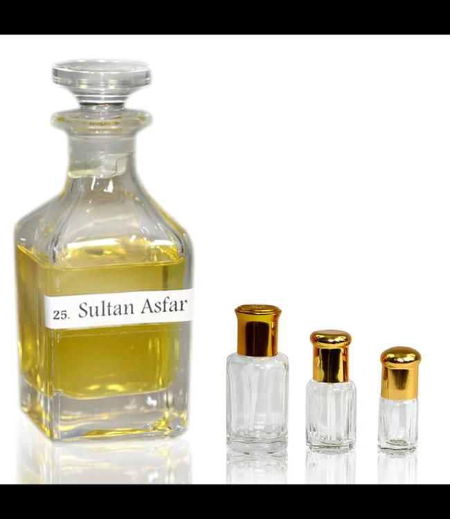 Swiss Arabian Perfume oil Sultan Asfar by Swiss Arabian