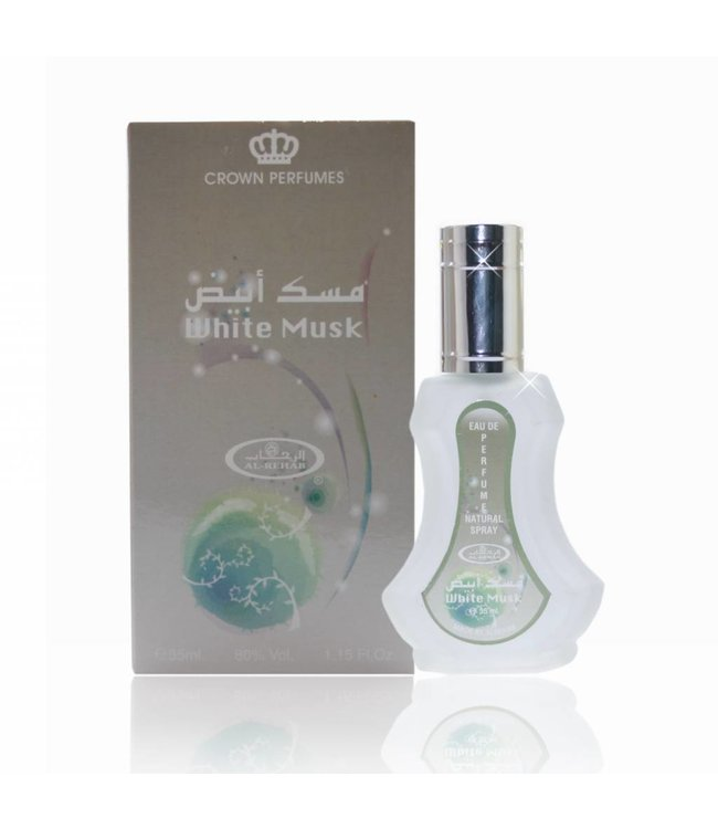 Al Rehab  White Musk Eau de Parfum 35ml von Al Rehab Vaporisateur/Spray