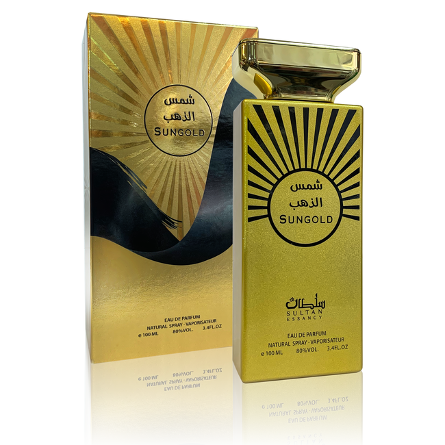 Sultan Essancy Shams Al Dhahab Eau de Parfum 100ml Sultan Essancy Spray