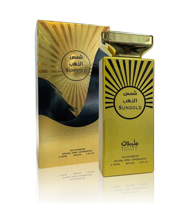 Sultan Essancy Shams Al Dhahab Eau de Parfum 100ml Sultan Essancy