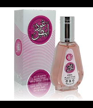 Ard Al Zaafaran Perfumes  Oudh Abiyad Eau de Parfum 50ml Vaporisateur/Spray