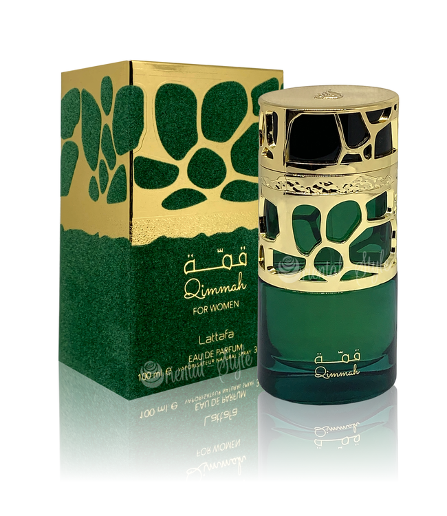Qimmah Eau de Parfum 100ml by Lattafa Perfume Spray