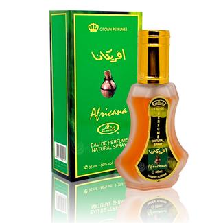 Al Rehab  Africana Eau de Parfum 35ml Al Rehab Perfume Spray