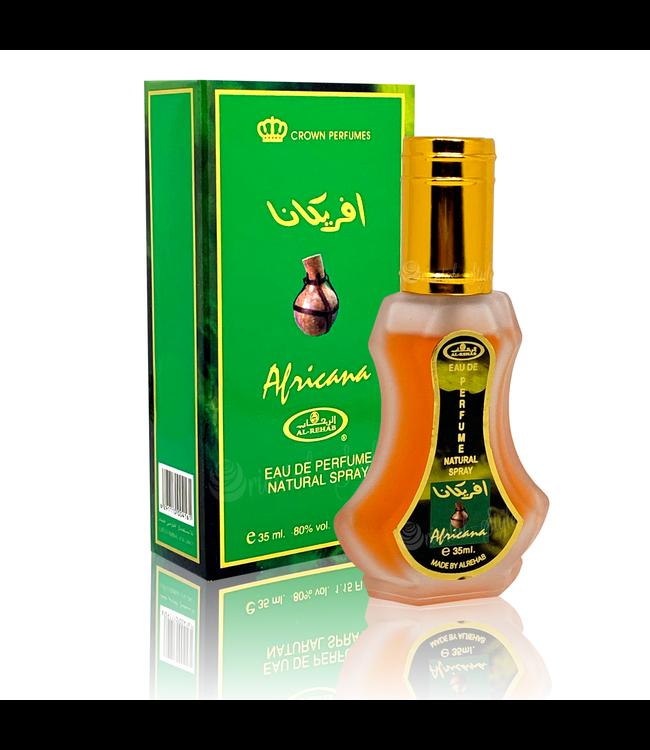 Al Rehab  Africana Eau de Parfum 30ml Perfume Spray