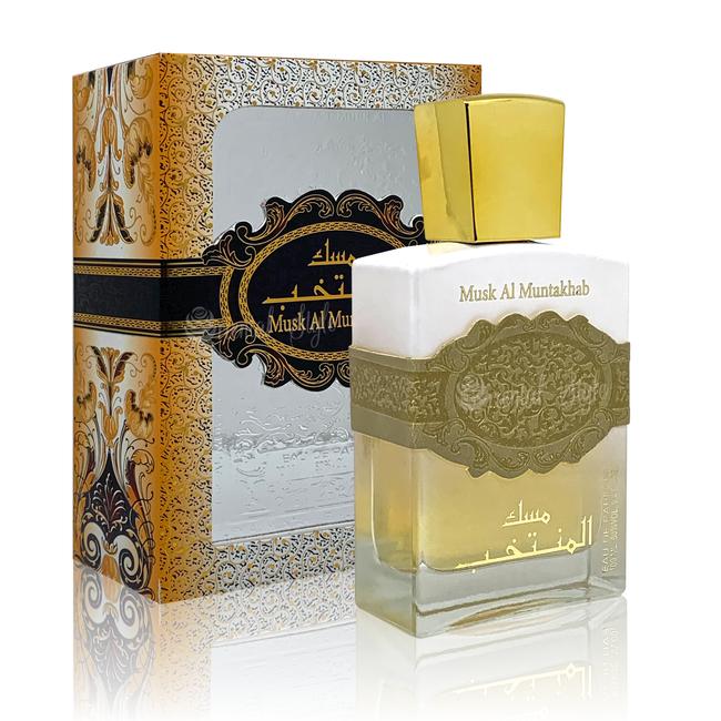 Ard Al Zaafaran Perfumes  Musk Al Muntakhab Eau de Parfum 100ml Ard Al Zaafaran