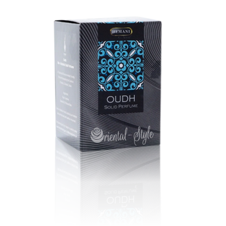 Hemani Solid Perfume - Oudh Jamid 25g