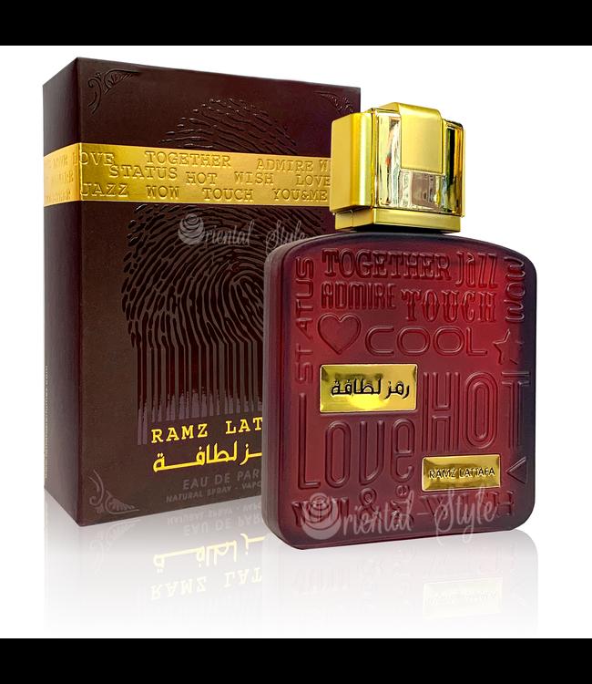 Lattafa Perfumes Perfume Ramz Gold Eau de Parfum 100ml Perfume Spray