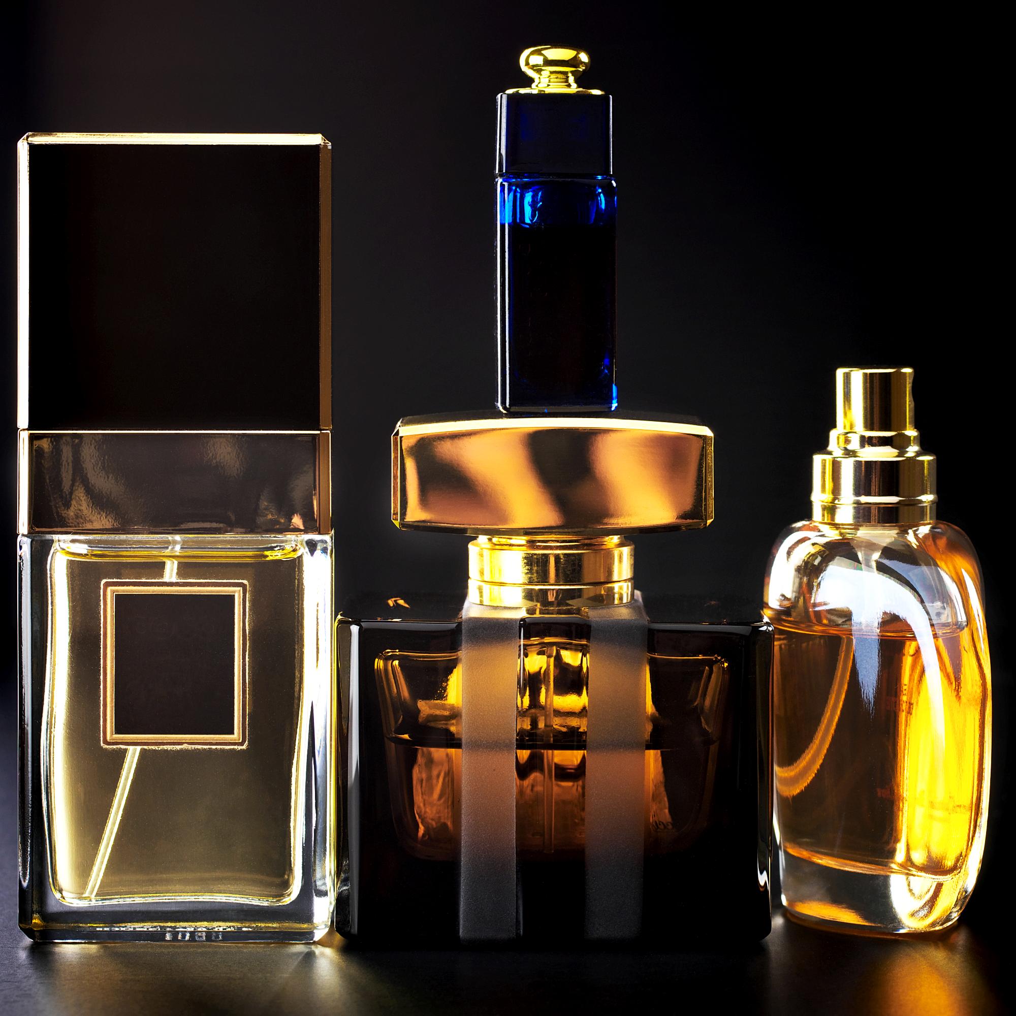 Parfüme Dry Down