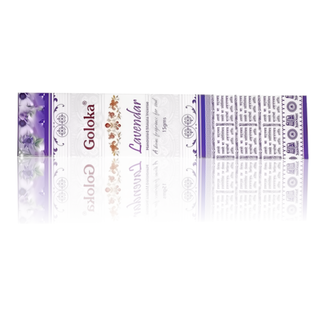 Goloka Incense sticks Goloka Lavendar (15g)