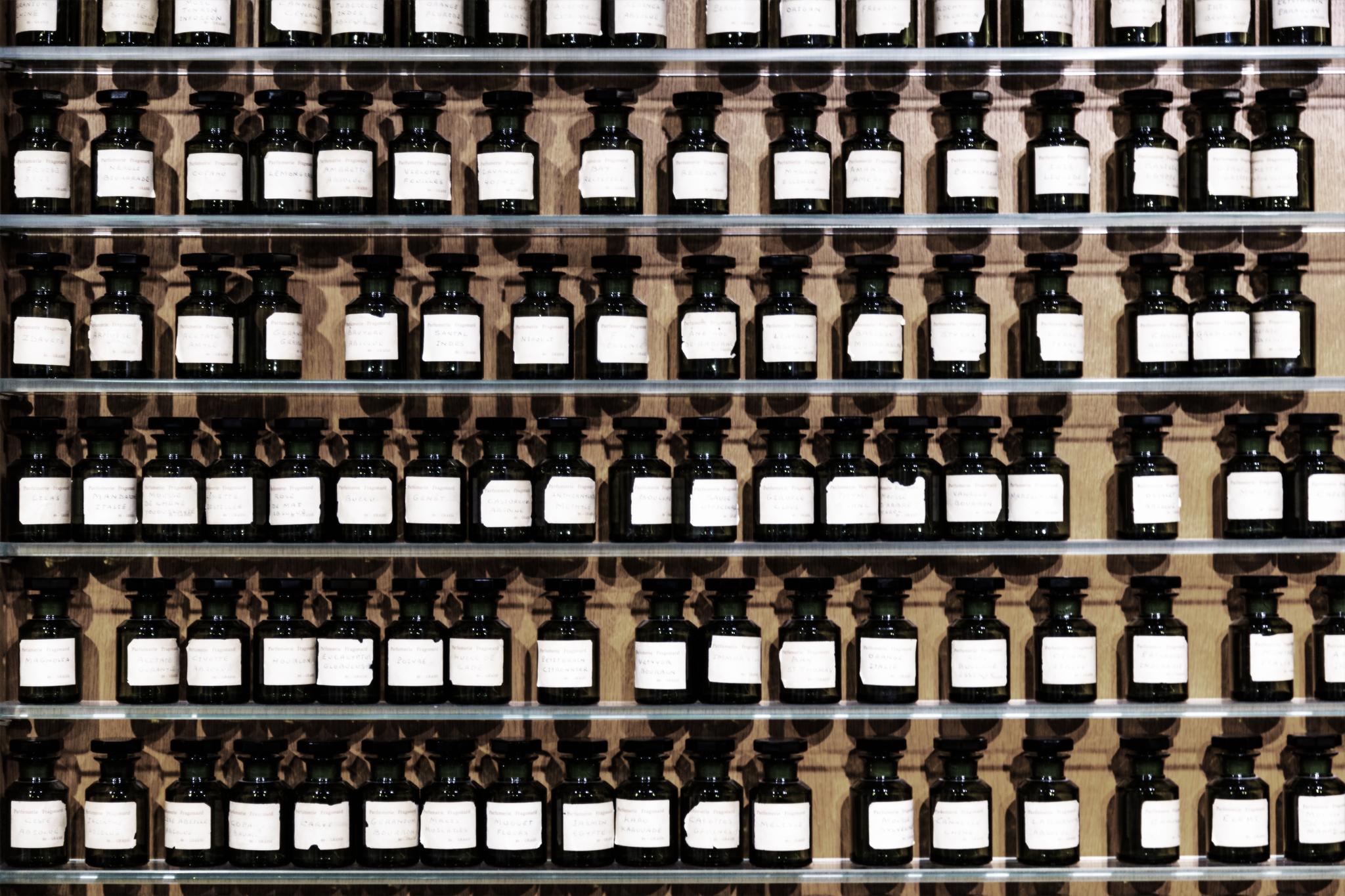 Parfümherstellung Zutaten und Duftstoffe