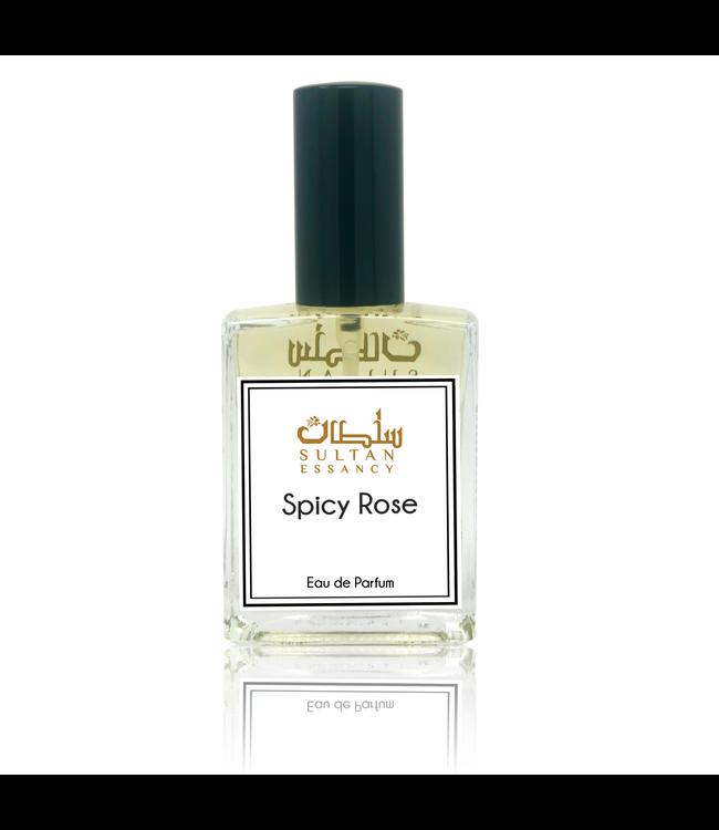 Sultan Essancy Parfüm Spicy Rose Eau de Perfume Spray Sultan Essancy