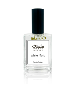 Sultan Essancy Parfüm White Musk Eau de Perfume Spray Sultan Essancy