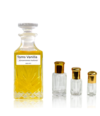 Swiss Arabian Parfümöl Toms Vanilla