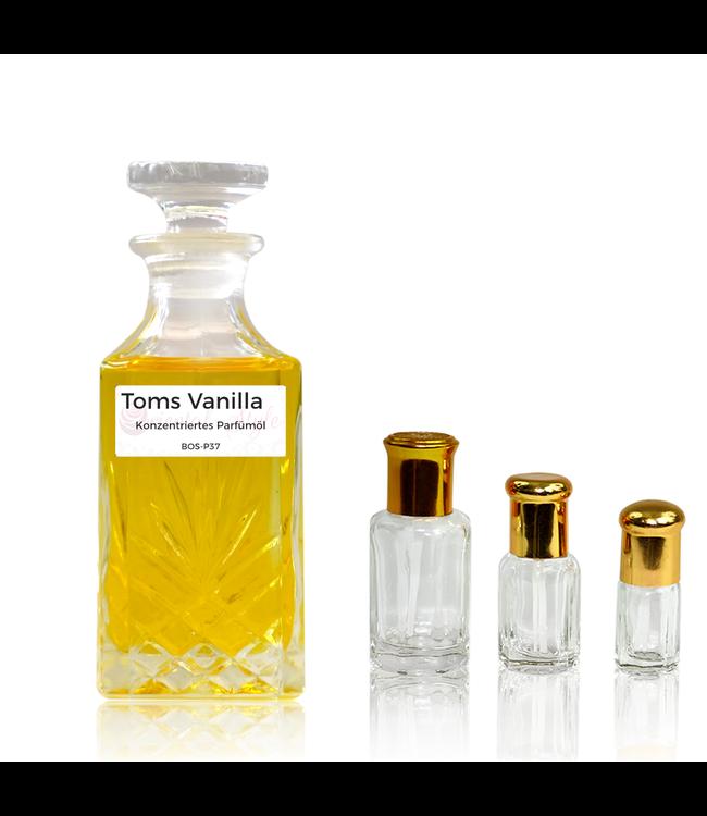 Swiss Arabian Perfume oil Toms Vanilla - Perfume free from alcohol