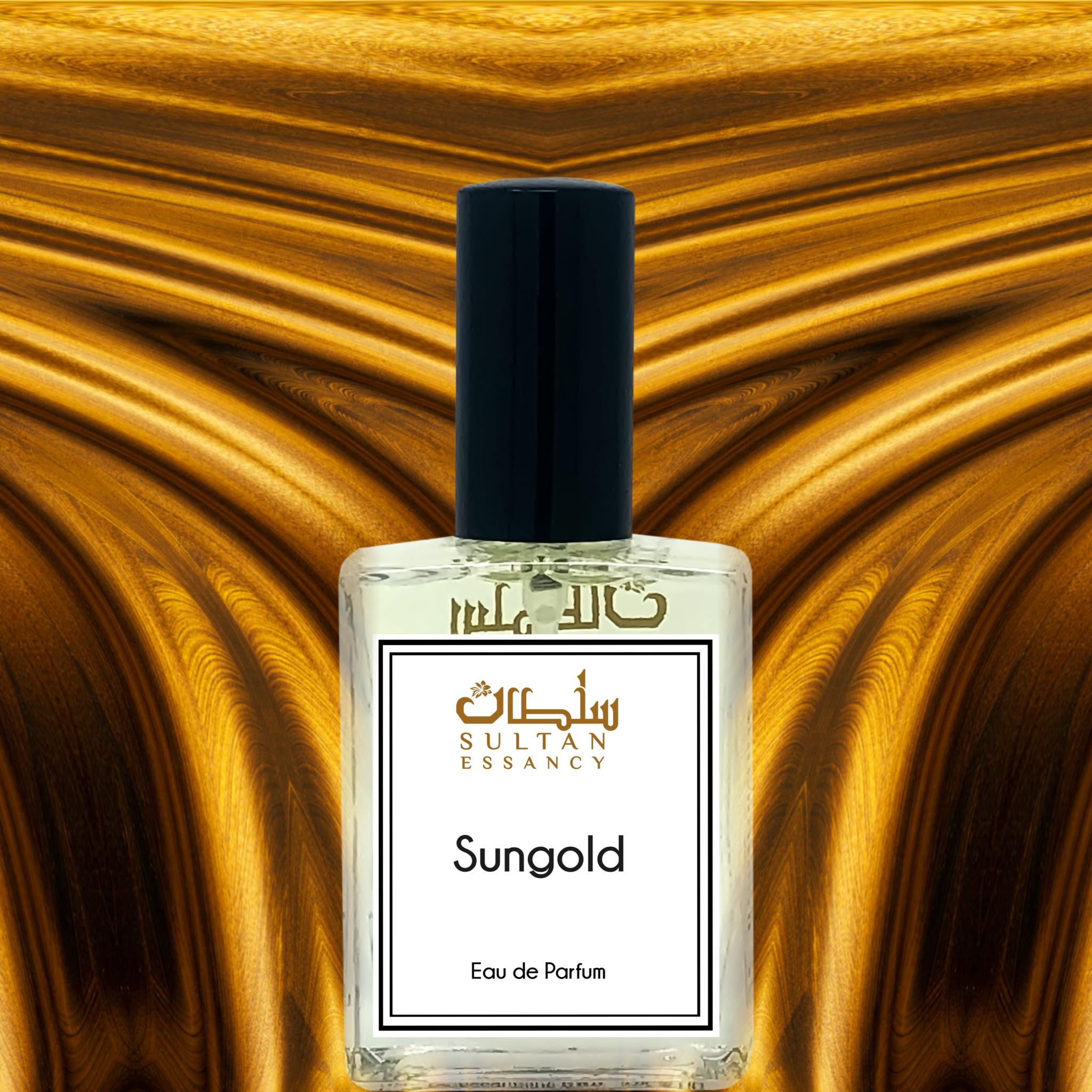Parfüm Sungold Eau de Perfume Spray von Sultan Essancy