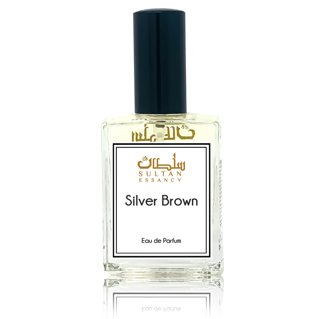 Sultan Essancy Parfüm Silver Brown Eau de Perfume Spray Sultan Essancy