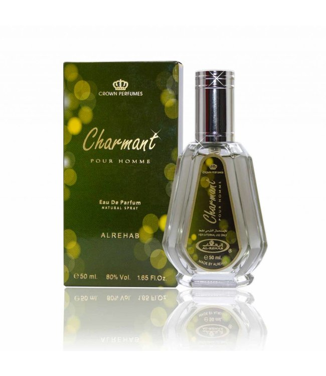 Al Rehab  Charmant Eau de Parfum 50ml Al Rehab Vaporisateur/Spray