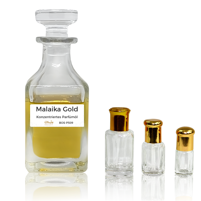 Sultan Essancy Perfume oil Malaika Gold by Sultan Essancy