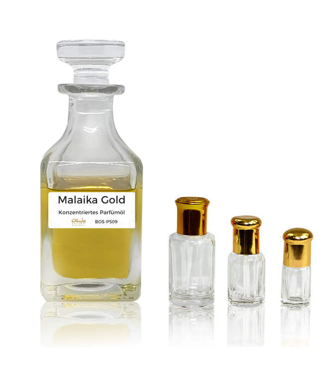 Sultan Essancy Perfume oil Malaika Gold - Perfume free from alcohol