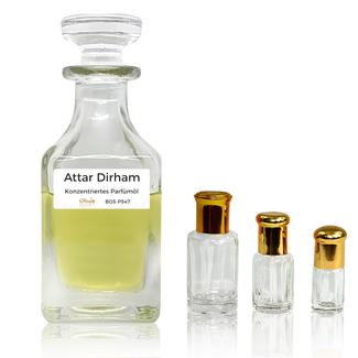 Sultan Essancy Parfümöl Attar Dirham