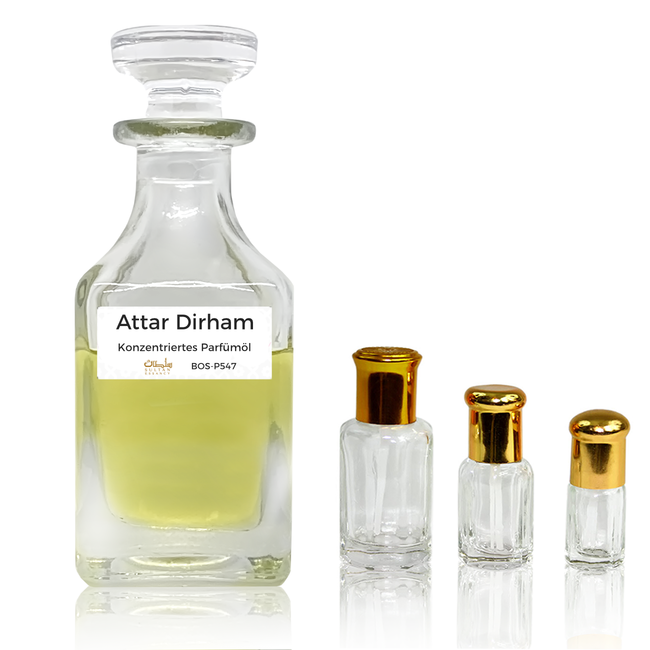 Sultan Essancy Perfume oil Attar Dirham