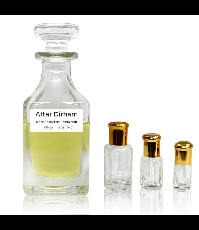 Sultan Essancy Perfume oil Attar Dirham - Perfume free from alcohol