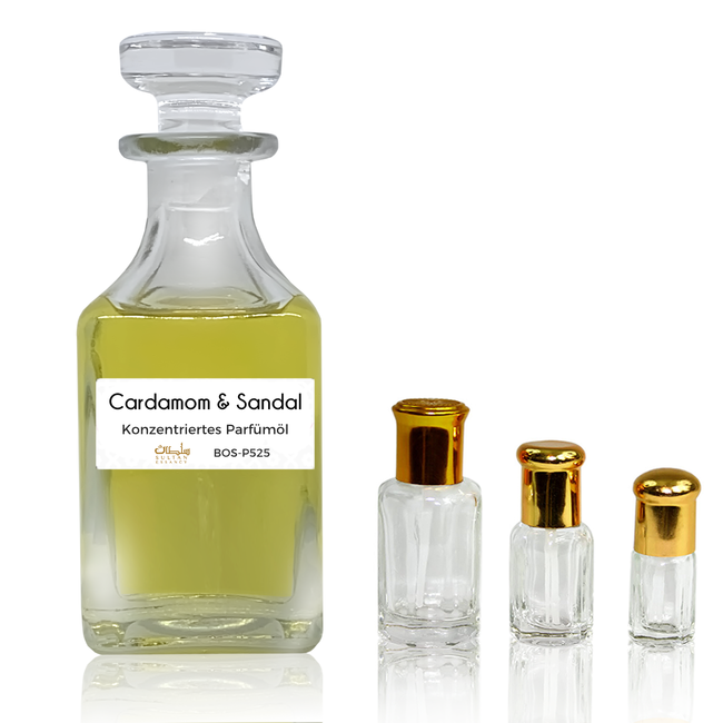 Sultan Essancy Parfümöl Cardamom & Sandal