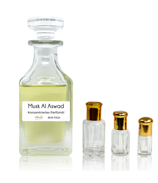 Sultan Essancy Perfume oil Musk Al Aswad by Sultan Essancy