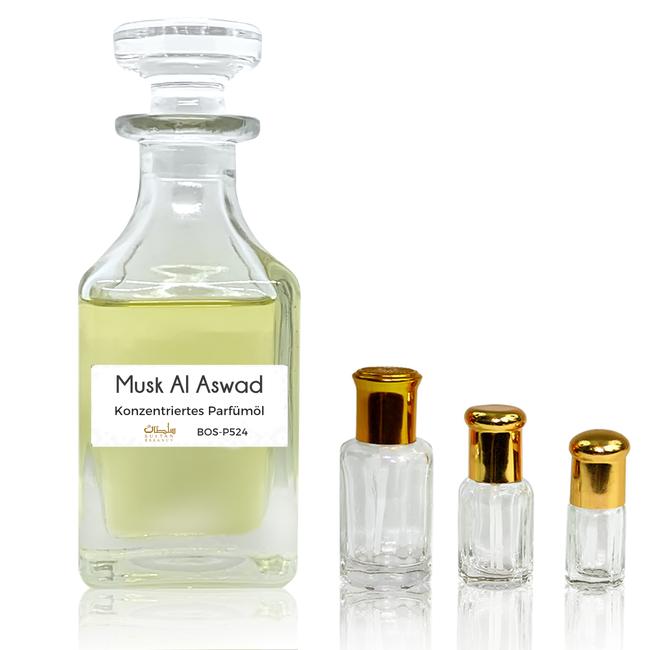 Sultan Essancy Perfume oil Musk Al Aswad by Sultan Essancy