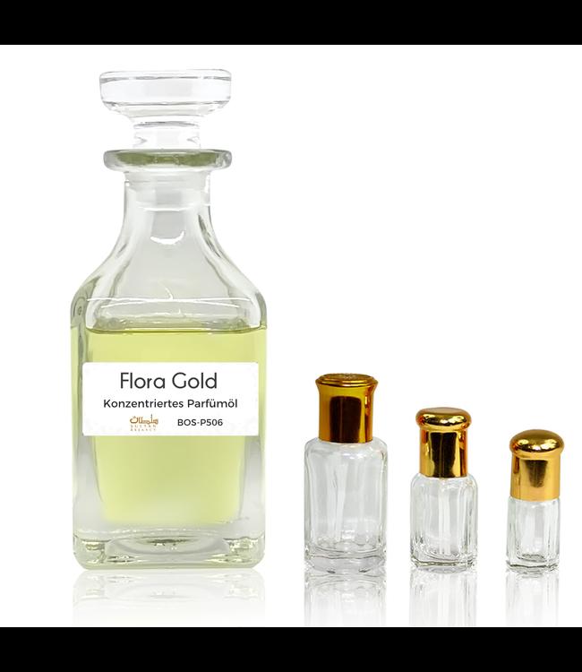 Sultan Essancy Parfümöl Flora Gold - Parfüm ohne Alkohol
