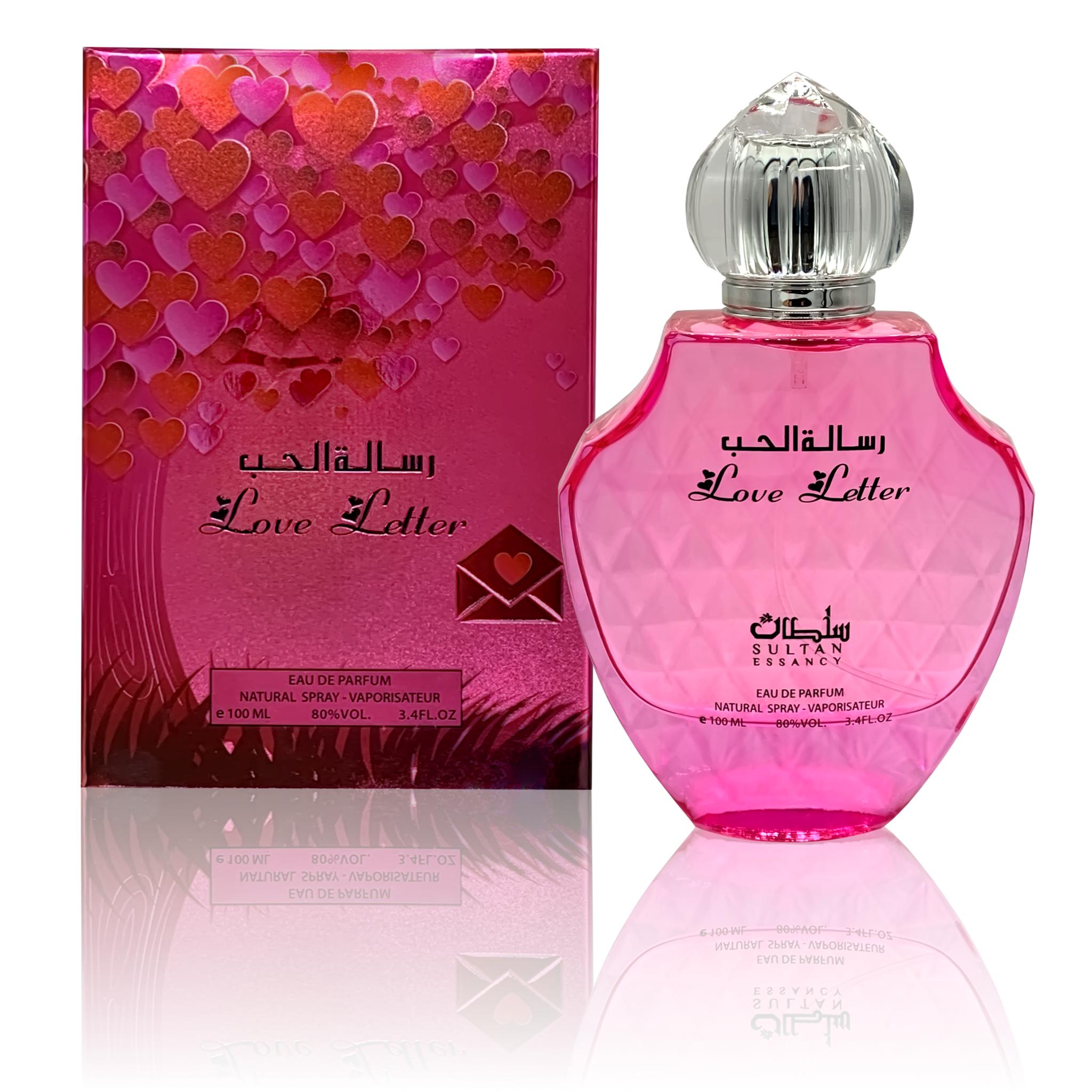 Parfüm Love Letter Eau de Perfume von Sultan Essancy