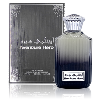 Sultan Essancy Aventure Hero Eau de Parfum 100ml Sultan Essancy