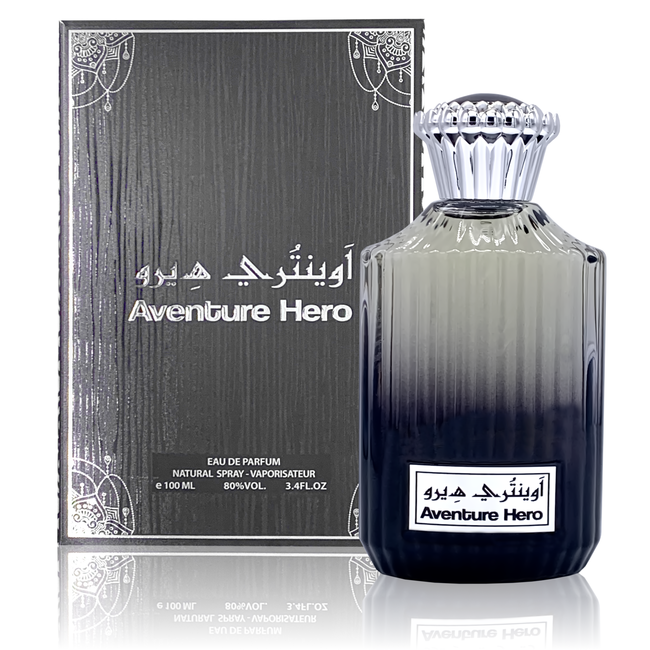 Sultan Essancy Aventure Hero Eau de Parfum 100ml Sultan Essancy Spray