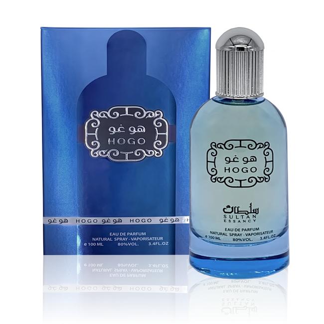 Sultan Essancy Hogo Eau de Parfum 100ml Sultan Essancy Spray