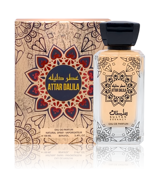 Sultan Essancy Attar Dalila Eau de Parfum 100ml Sultan Essancy Spray