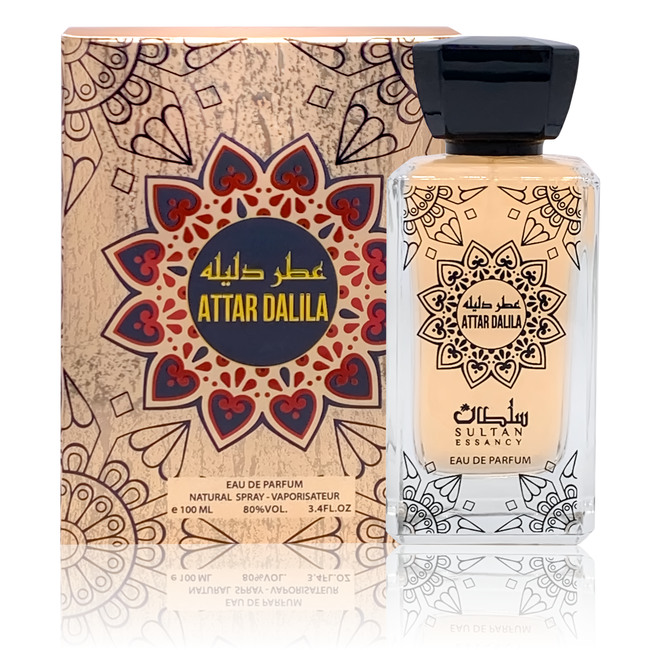 Sultan Essancy Attar Dalila Eau de Parfum 100ml Sultan Essancy