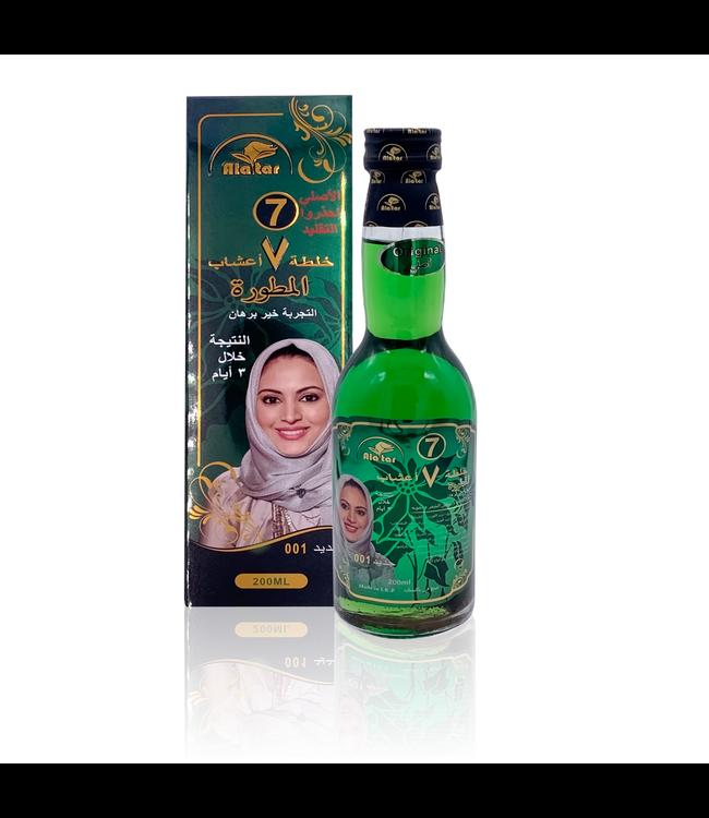Alatar Alatar Indian Enriched Hair Oil 200ml 7 Herbs