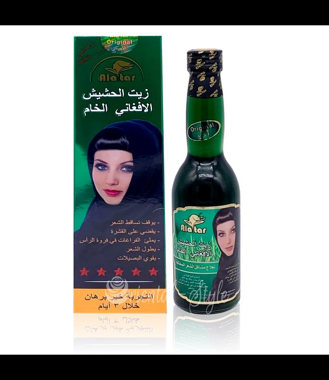 Alatar Alatar Indian Haaröl 200ml Zait Al Hashish Afgani - Hemp Seed