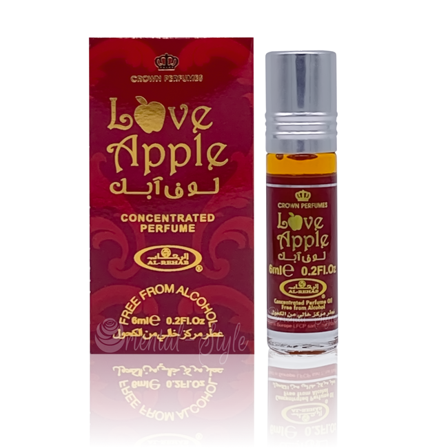 Al Rehab  Perfume oil Love Apple 6ml