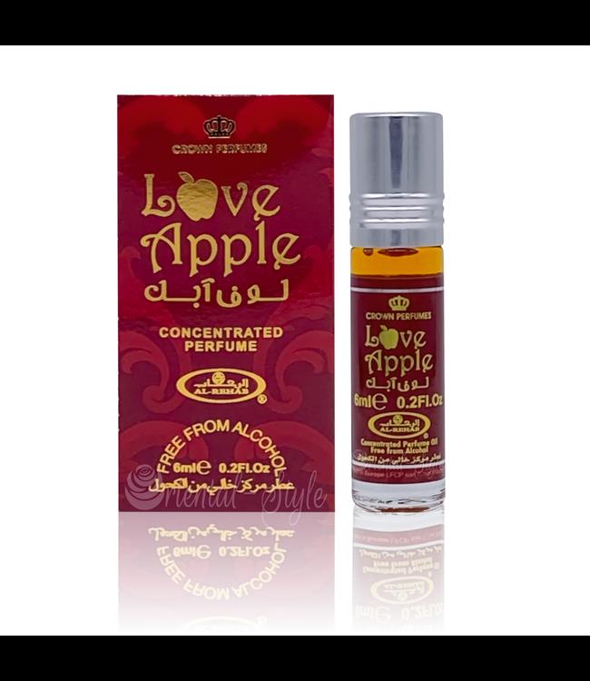 Al Rehab  Concentrated Perfume Oil Love Apple 6ml
