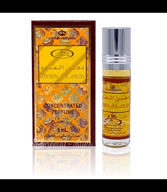 Al Rehab  Concentrated Perfume Oil Dehn Al Oud