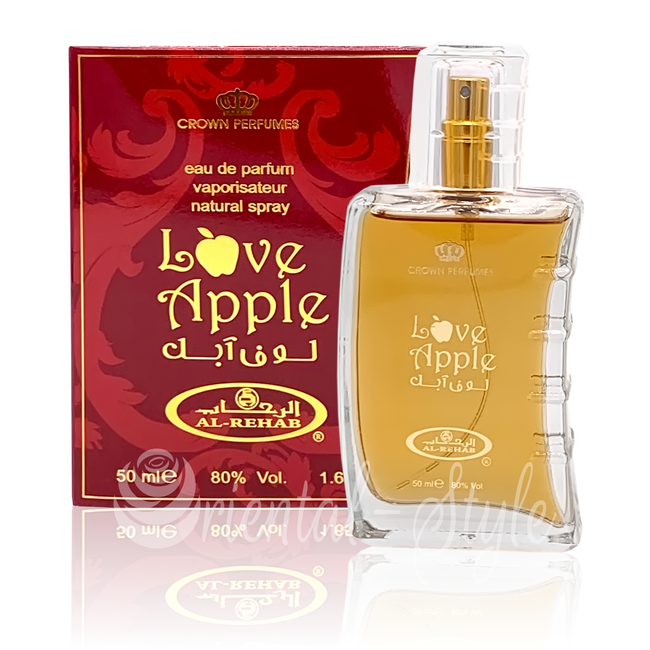 Al Rehab  Love Apple Eau de Parfum 50ml Al Rehab Perfume Spray