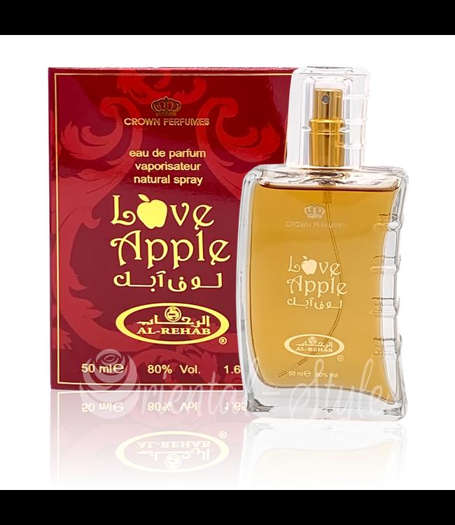 Al Rehab  Love Apple Eau de Parfum 50ml Perfume Spray