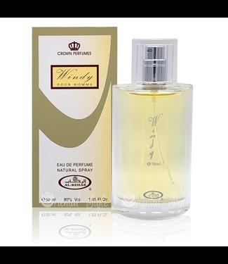 Al Rehab  Windy Eau de Parfum 50ml Al Rehab Perfume Spray