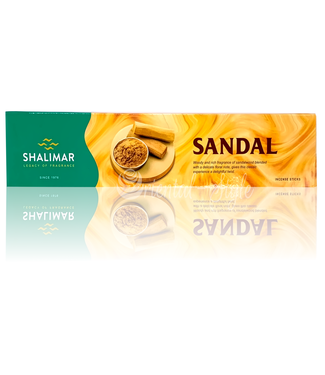 Shalimar Premium Räucherstäbchen Sandelholz (20g)